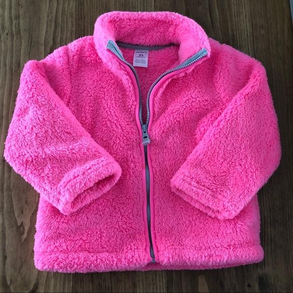 Carter's size 2T Girls Pink Fleece